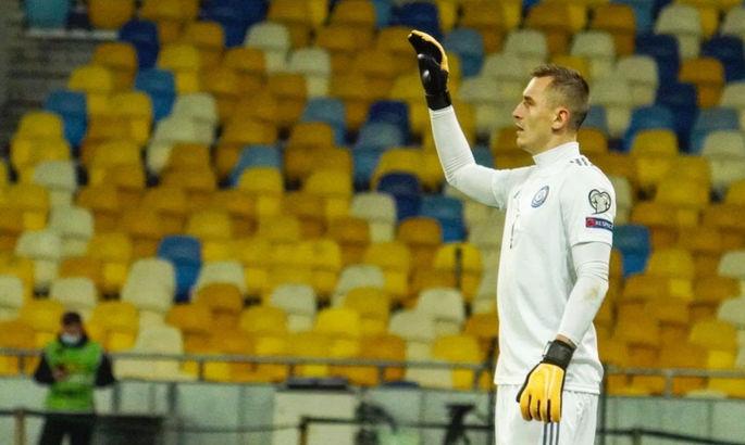 Голкипер Казахстана Покатилов: Во втором тайме показали другой футбол