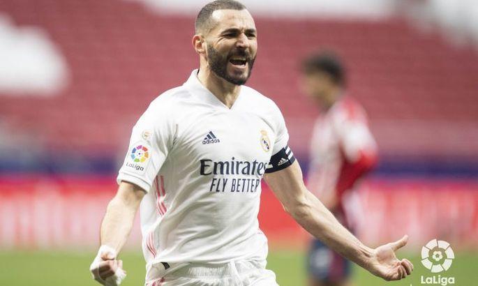 Бензема в ближайшее время может продлить контракт с Реалом