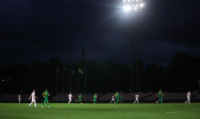 Матч Нива - Горняк-Спорт не состоится из-за полуфинальной игры Кубка Украины