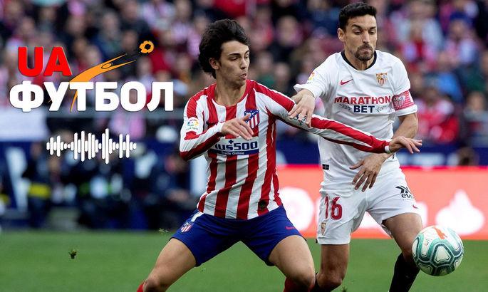 Севилья – Атлетико. АУДИО онлайн трансляция матча 29-го тура чемпионата Испании