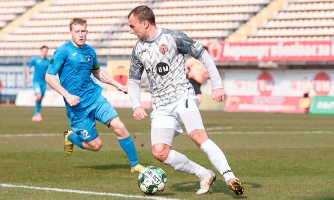 Вторая лига. Металлург обыгрывает Перемогу (3:1) и сдвигает Кривбасс на третье место
