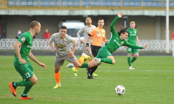 Ворскла - Шахтар 0:2. Огляд матчу і відео голів