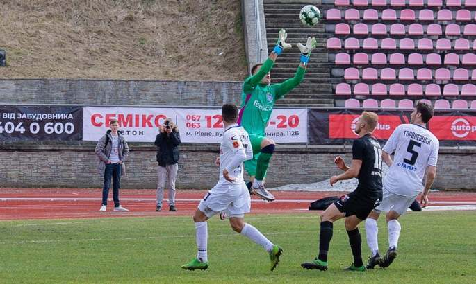 Перша ліга. Чорноморець впевнено громить Прикарпаття (3:0)