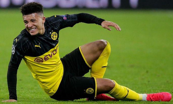 Санчо все ще може перейти в Манчестер Юнайтед