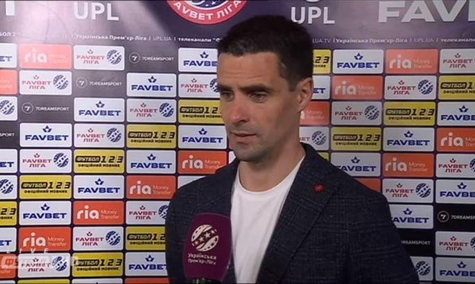Тренер Миная: Официальную позицию по этой всей ситуации даст руководство клуба