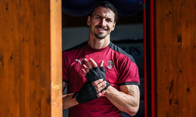 Ибрагимовича могут отстранить от футбола на три года