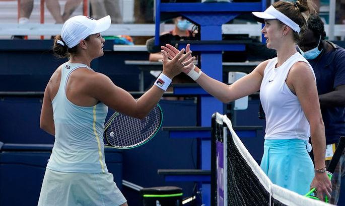 Power Ranking WTA-тура: Свитолина ворвалась в топ-10, Барти приблизилась к Осаке
