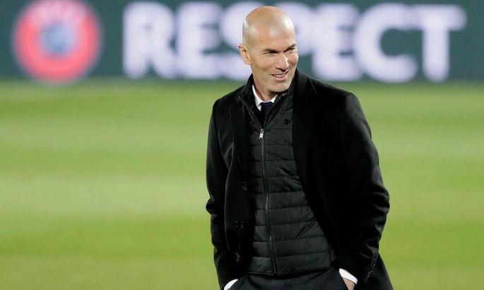 Зидан сообщил команде, что покинет Реал по окончанию сезона