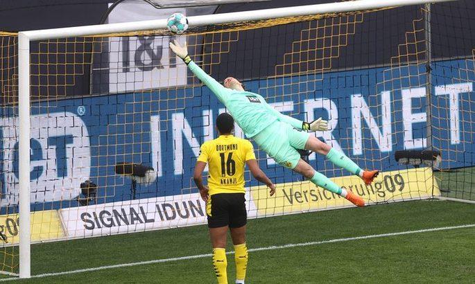Утраченные надежды Дортмунда. Боруссия –Айнтрахт 1:2. Обзор матча