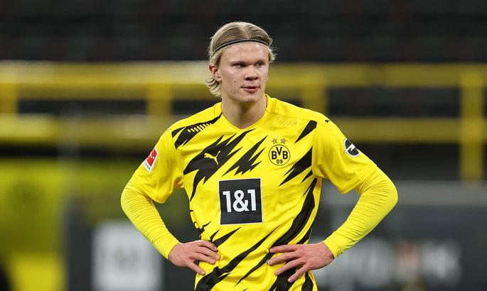 Голанд на даний момент не має контрактних домовленостей з жодним клубом