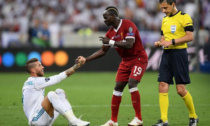 Реал - Ливерпуль: где и когда смотреть четвертьфинал Лиги чемпионов