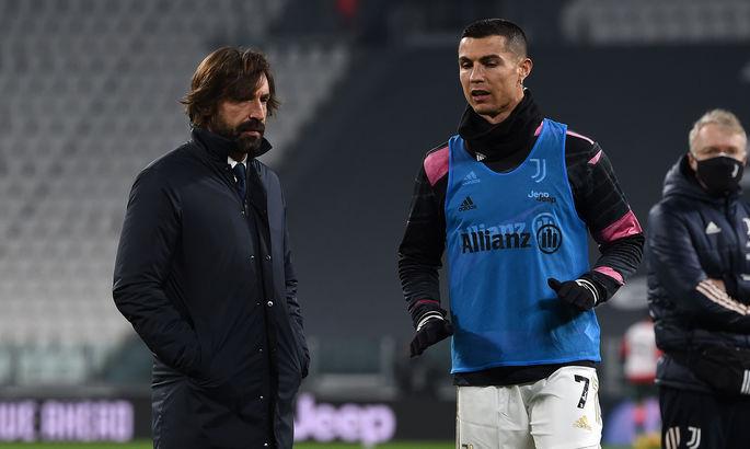 Роналду в ключевом матче не сыграет против клуба Малиновского
