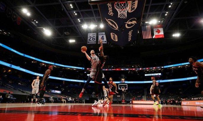 13 очков Леня не спасли Вашингтон в матче с Торонто