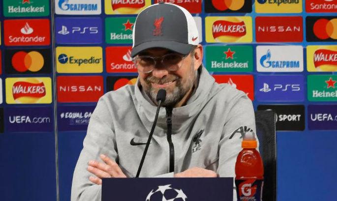 Клопп: Все говорят, что Реал – фаворит, однако у Ливерпуля нет никаких проблем с ролью аутсайдера