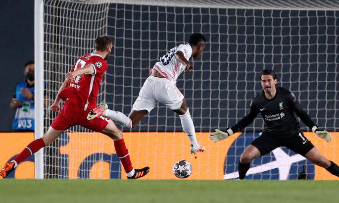 Реал Мадрид - Ливерпуль 3:1. Обзор матча, видео голов