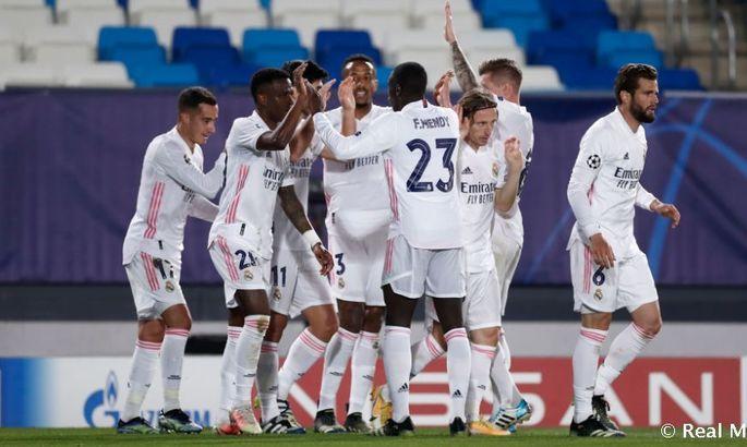 Футболисты Реала откажутся от бонусов в случае выиграша Ла Лиги или Лиги Чемпионов