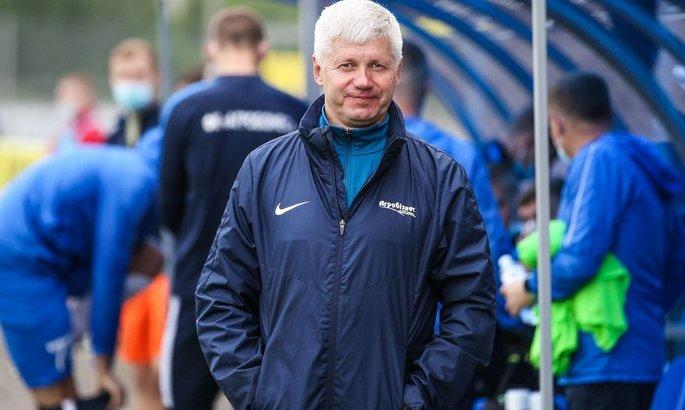 Чижевский: Хотим обыграть Динамо, но перед Агробизнесом нестоит задача выиграть Кубок Украины