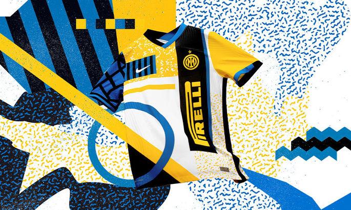 Свежий или кислотный дизайн? Миланский Интер представил четвертую форму на следующий сезон
