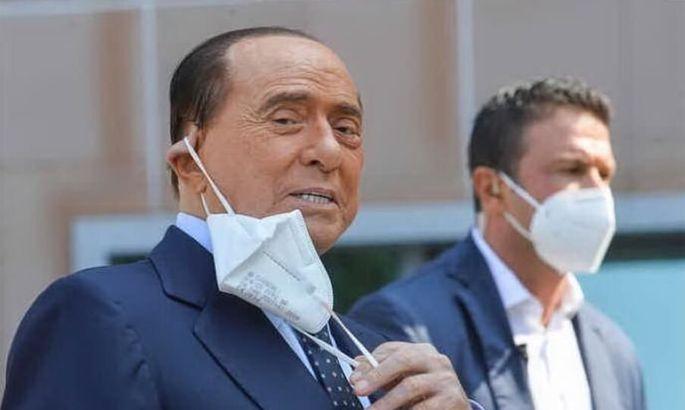 Сильвио Берлускони госпитализирован второй раз за две недели