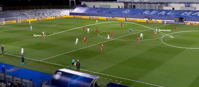 Джебы Зидана едва не отправили Клоппа в нокаут. Тактика в матче Реал - Ливерпуль - изображение 7
