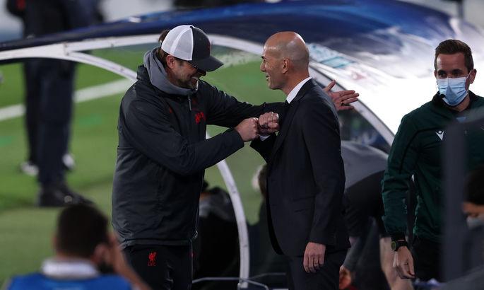 Джебы Зидана едва не отправили Клоппа в нокаут. Тактика в матче Реал - Ливерпуль
