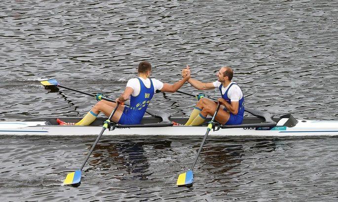 Українці Хмара і Ковальов завоювали олімпійську ліцензію