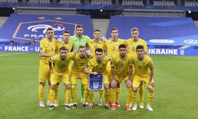 Украина сохранила место в рейтинге ФИФА после матчей отбора ЧМ-2022