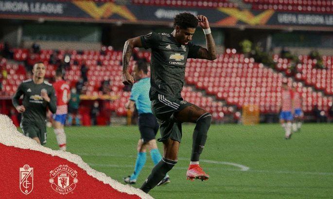 Гранада – Манчестер Юнайтед 0:2. Огляд матчу, відео голів