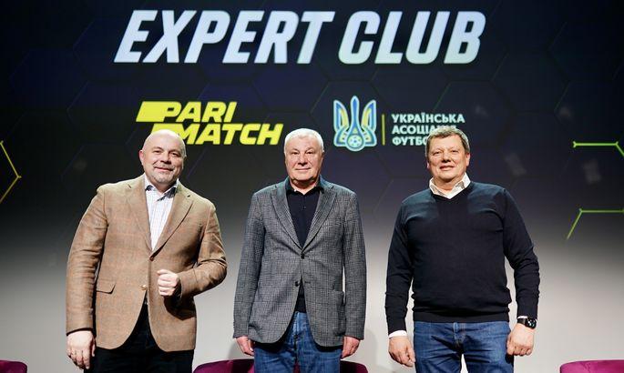 Expert club Parimatch обсудил старт сборной Украины в отборе ЧМ-2022 и подготовку к Евро-2020