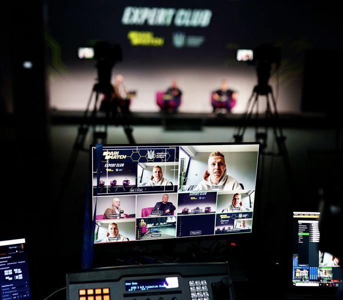 Expert club Parimatch обсудил старт сборной Украины в отборе ЧМ-2022 и подготовку к Евро-2020 - изображение 1