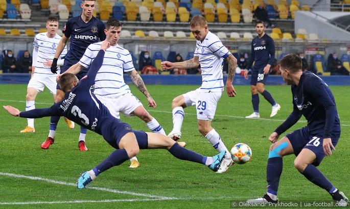 Динамо - Днепр-1: где и когда смотреть матч Чемпионата Украины