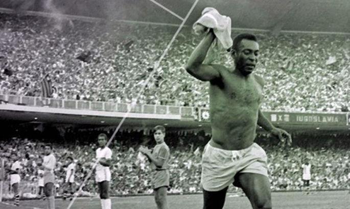 Жители Рио-де-Жанейро против: стадион Маракана не переименуют в честь Пеле?