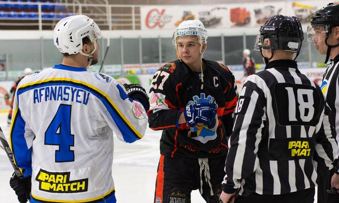 Кременчук и Днепр – бронзовые призеры УХЛ в сезоне 2020-2021