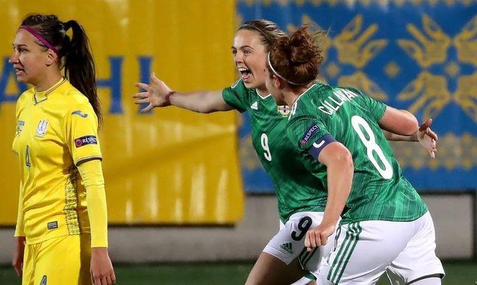 Відбір жіночого Євро-2022. Україна - Північна Ірландія 1:2. Відео голів та огляд матчу