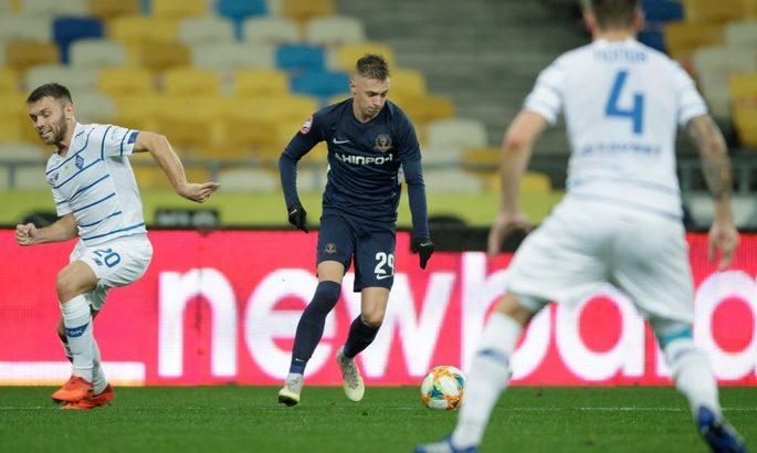 Динамо - Днепр-1: смотреть онлайн, видеотрансляция