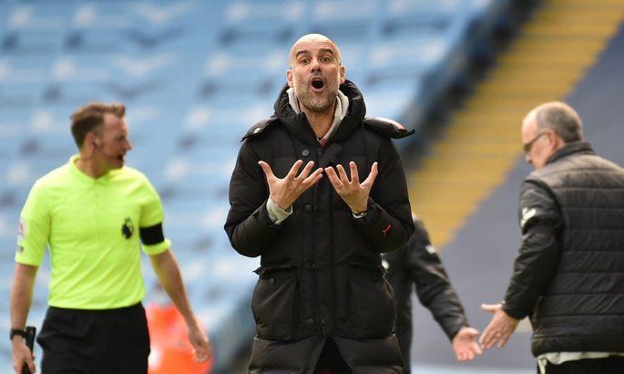 Манчестер Сити - Лидс 1:2. Тотальное доминирование одних и победа других
