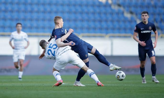 На холостых. Динамо - Днепр-1 2:0