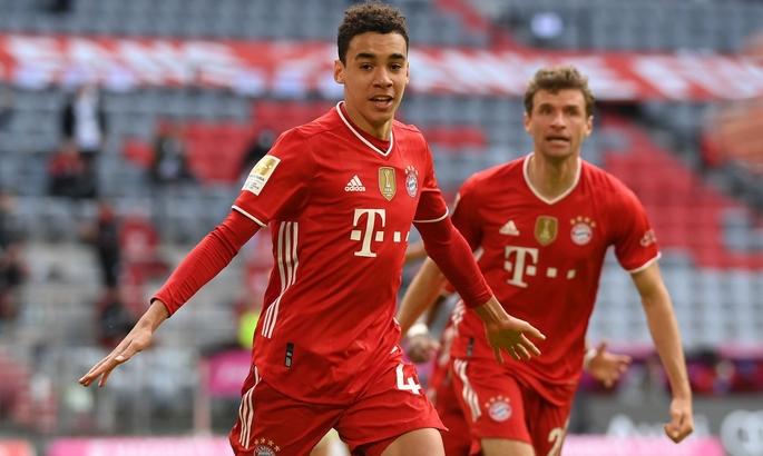 Баварія - перша команда, яка забезпечила собі участь в ЛЧ 2021/22