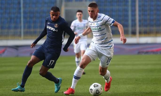 Динамо - СК Днепр-1 2:0. Обзор матча и видео голов