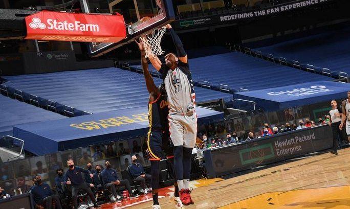 Лень – самый результативный украинец в НБА. 3 случая, когда Алексей играл как суперзвезда