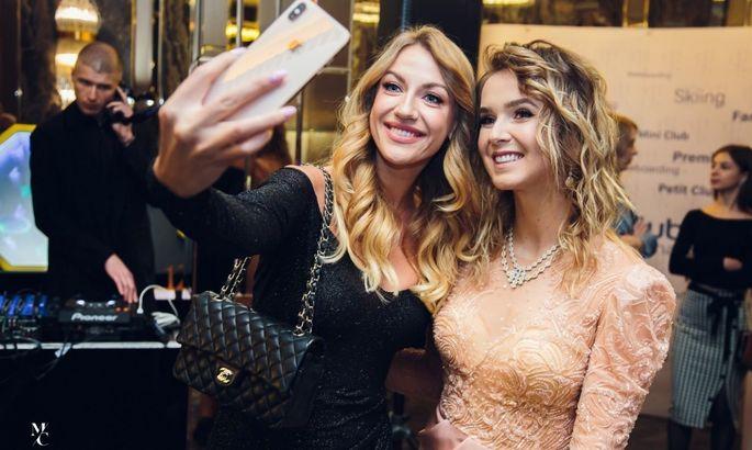 Две украинские звезды: Свитолина и Никитюк встретились в Киеве. Фото