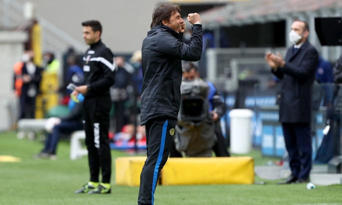 Конте после Кальяри: За два сезона Интер вырос со всех точек зрения