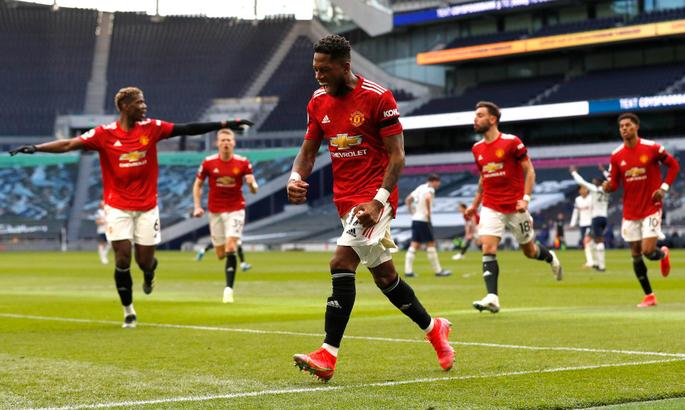 АПЛ. Тоттенхэм - Манчестер Юнайтед 1:3. Волевую победу заказывали?