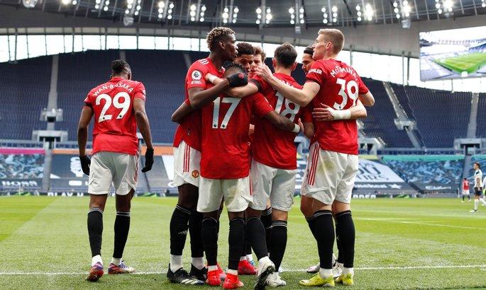 Тоттенхэм - Манчестер Юнайтед 1:3. Обзор матча и видео голов