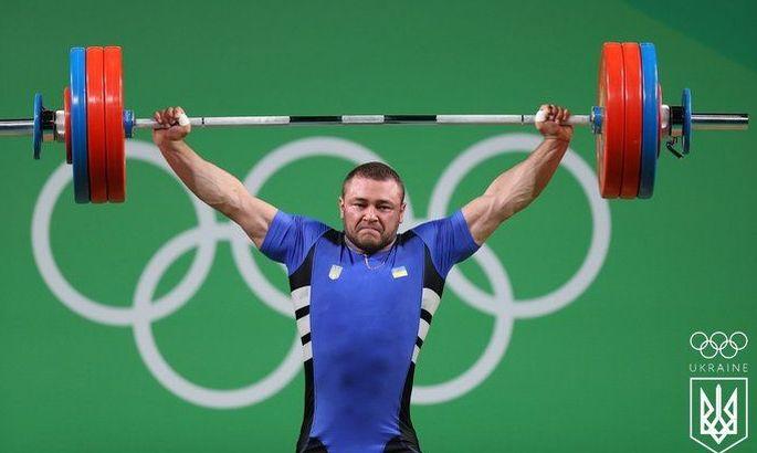 Украина выиграла оба медальных зачета чемпионата Европы по тяжелой атлетике в Москве
