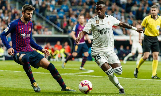 Экс-глава отдела скаутинга Барсы: За 2 недели до перехода в Реал Винисиус говорил, что он фанат каталонцев