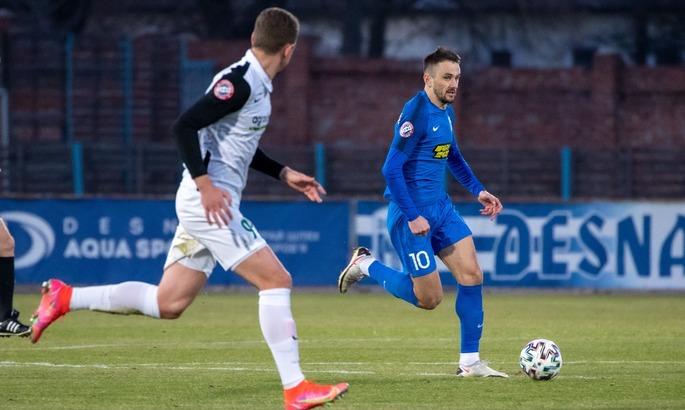 Андрей Тотовицкий: В Шахтере меньше расписываются на мячах, чем в Десне - изображение 1