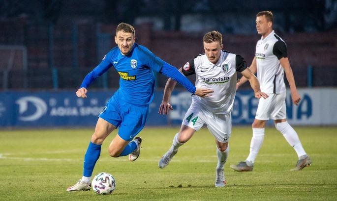 Андрей Тотовицкий: В Шахтере меньше расписываются на мячах, чем в Десне