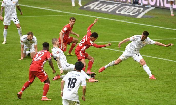 Непреодолимое препятствие для Мюнхена. Бавария –Унион 1:1. Обзор матча