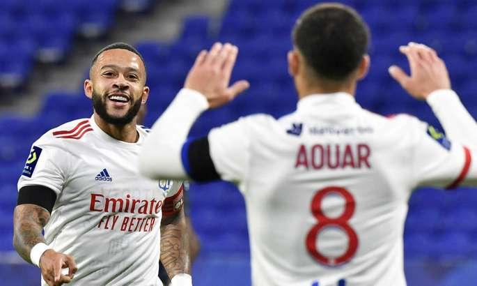 Лион против Монако. Стали известны пары 1/4 финала Кубка Франции